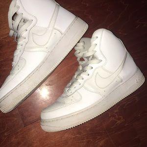 Air Force ones Nike